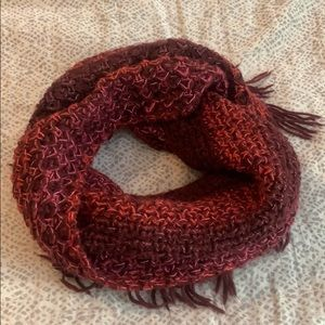 Express super soft knit infinity scarf